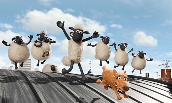 Shaun the Sheep the Movie