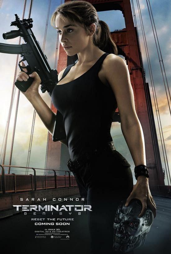 Terminator-Genisys-Sarah-Connor-Poster