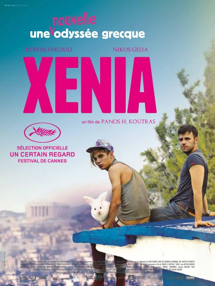 Xenia_poster
