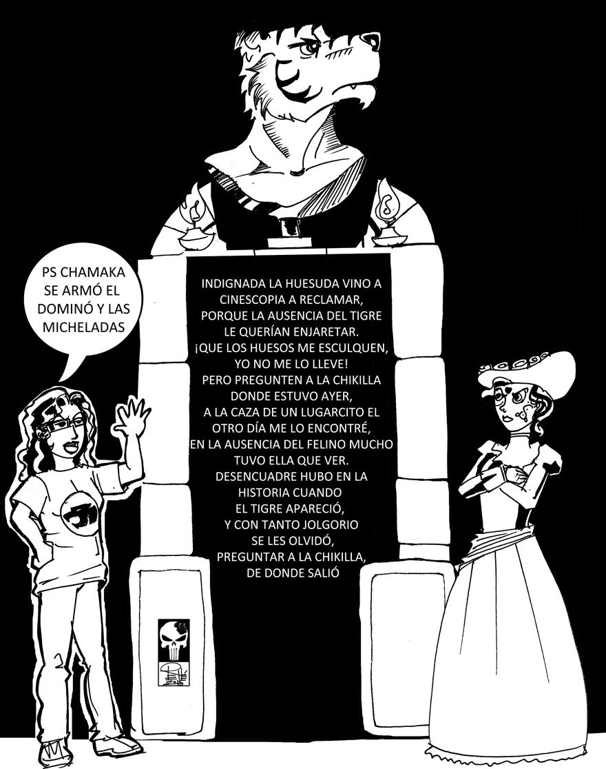 Calaver El Tigre LR