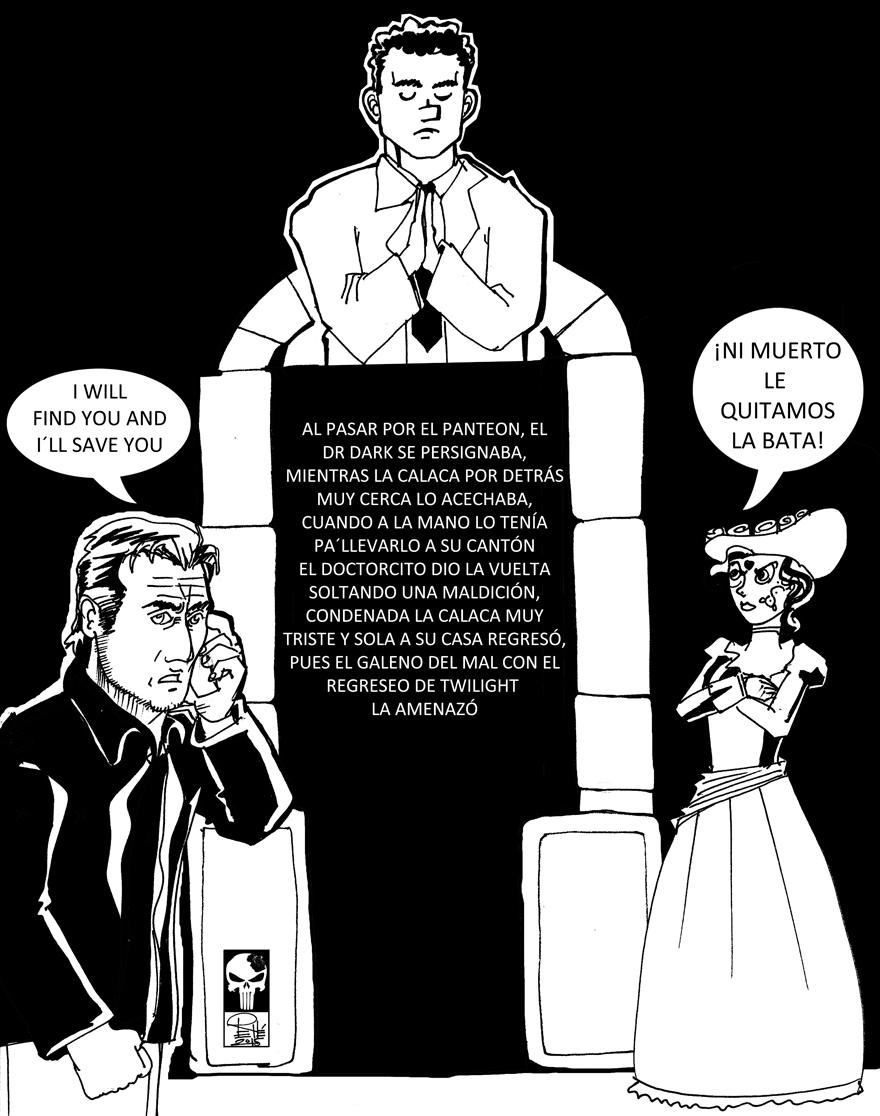 Calavera Dr Dark LR
