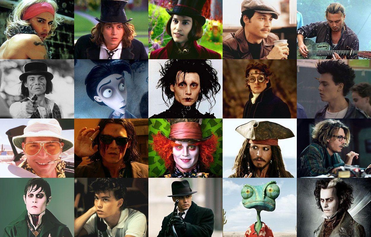 Las 5 Mejores Películas de Johnny Depp