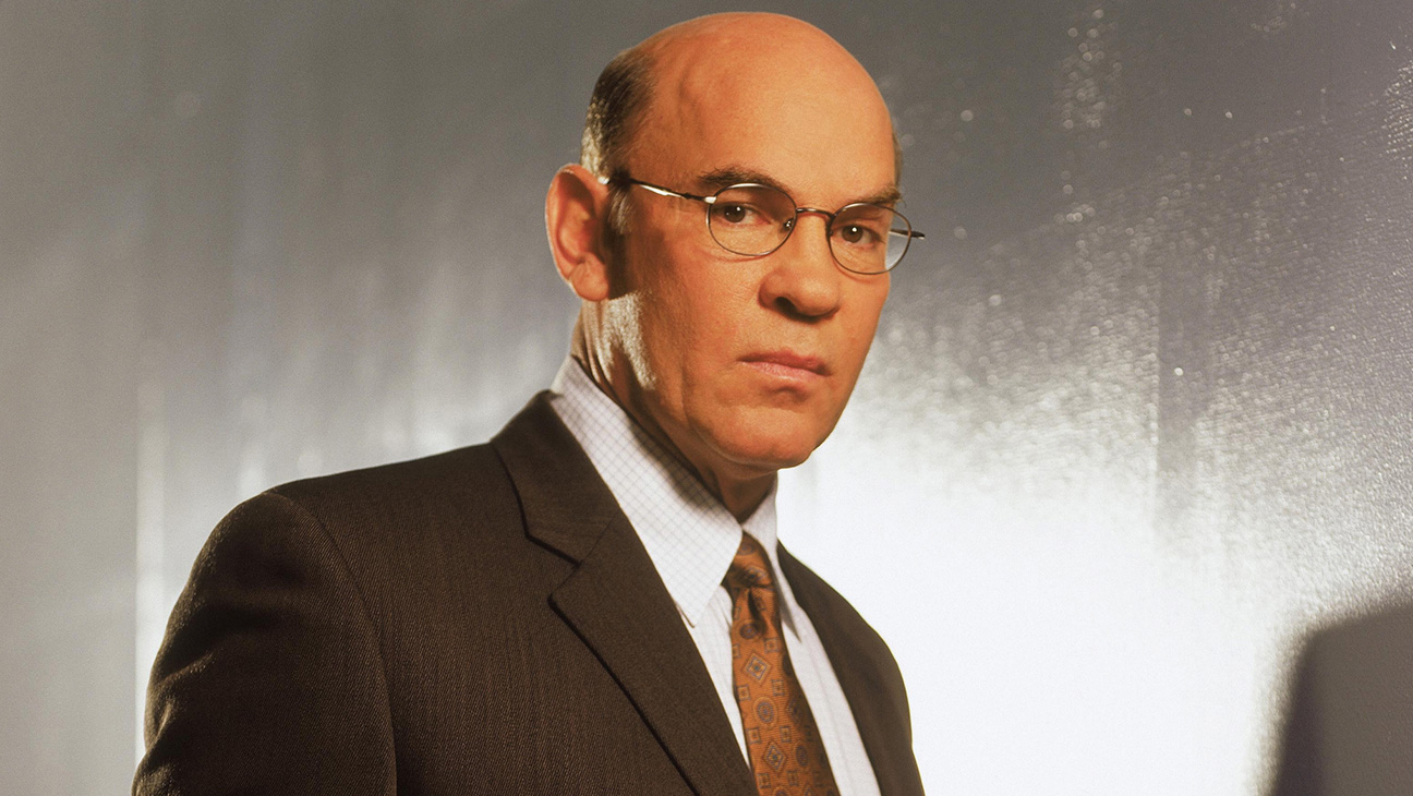 The X-Files (Fox) season 9 Shown: Mitch Pileggi (as Assistant Director Walter Skinner)