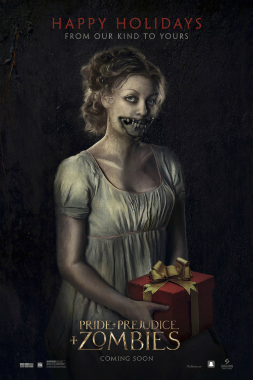 Pride-and-Prejudice-and-Zombies-Christmas-Poster