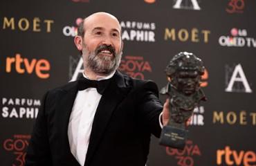 Javier Cámara. Goya 2016 Mejor Actor De Reparto