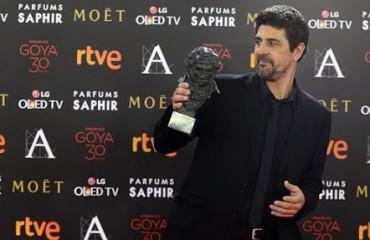 Cesc Gay. Goya 2016 Mejor Dirección