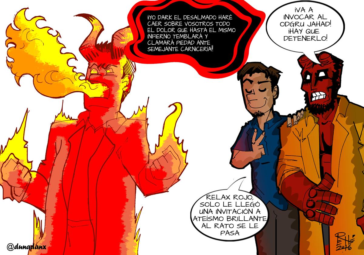 Adios Hellboy finale lr