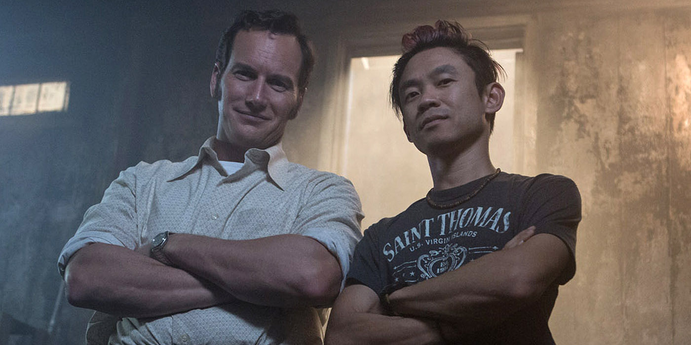 The-Conjuring-2-Set-Photo-James-Wan-Patrick-Wilson