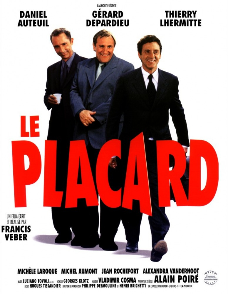 le-placard-movie-poster