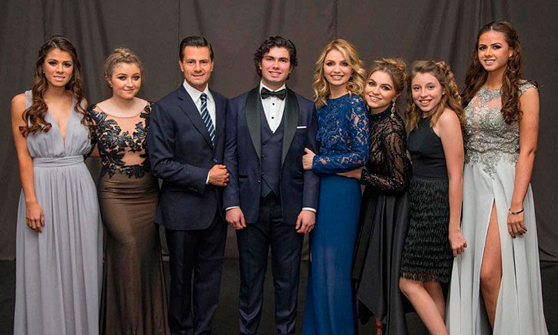 familia-presidencial