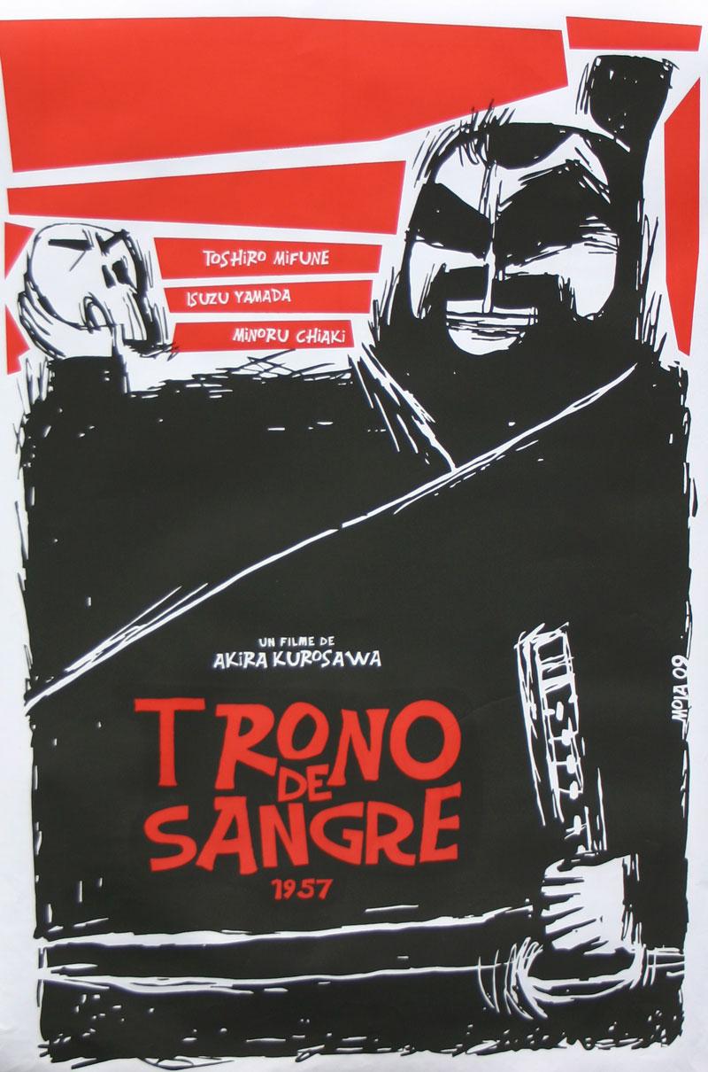 Trono de sangre - Akira Kurosawa