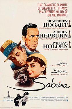 Sabrina (poster) - Audrey Hepburn