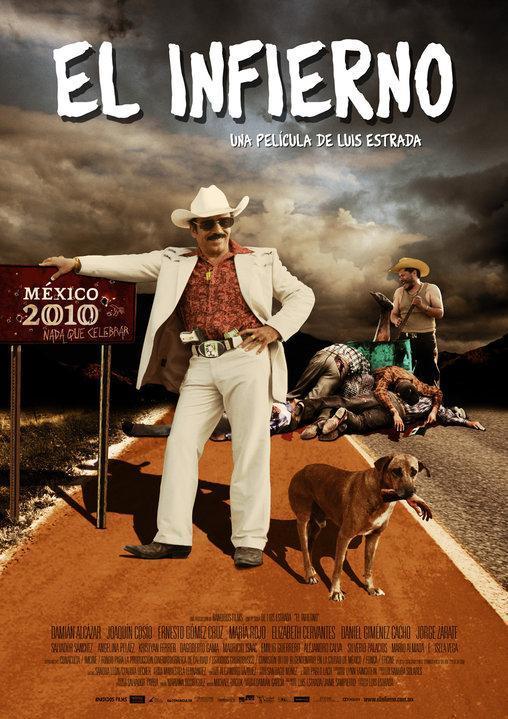 El infierno (poster) - cine mexicano