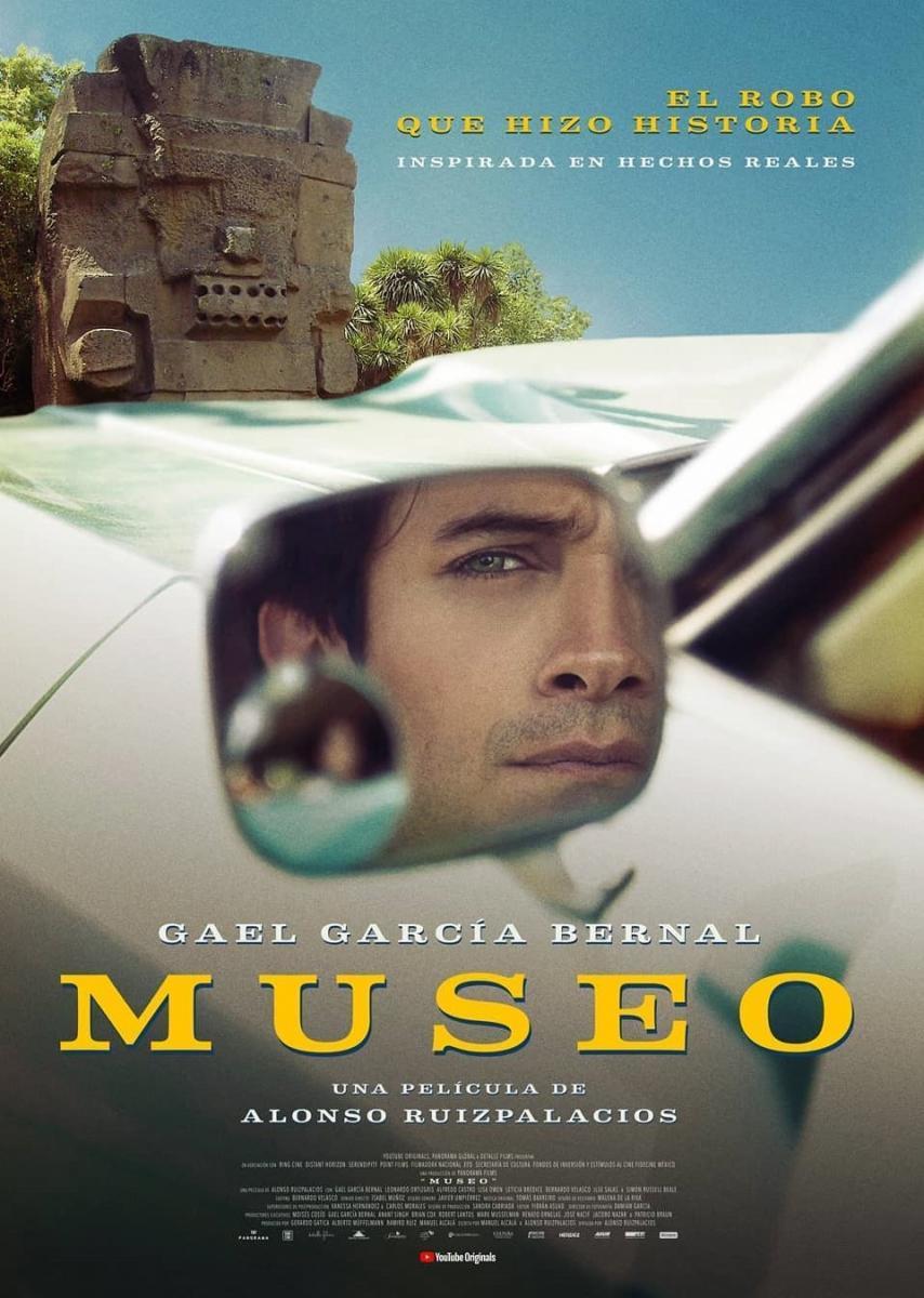 Museo (poster) - cine mexicano