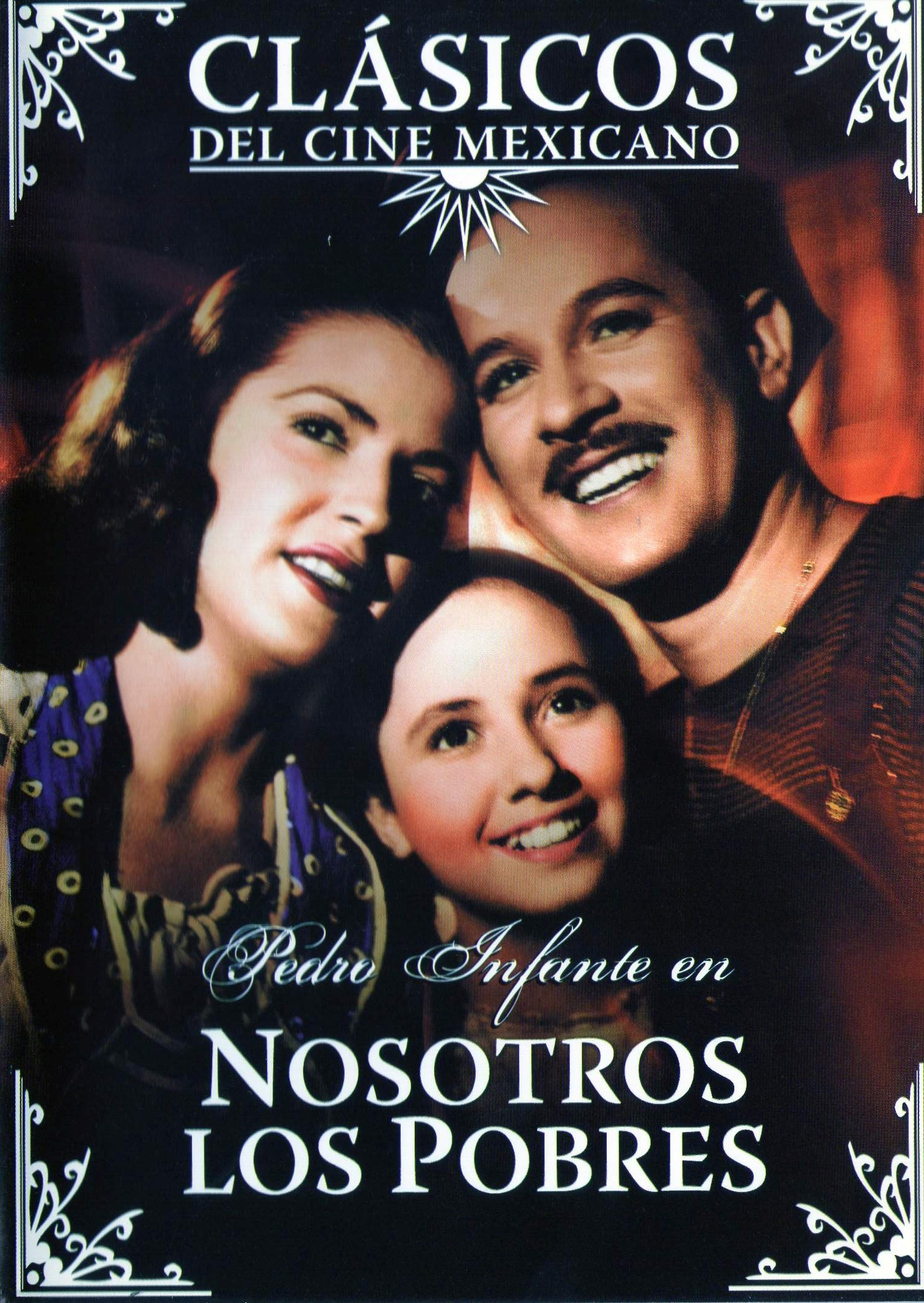 Nosotros los pobres (poster) - cine mexicano