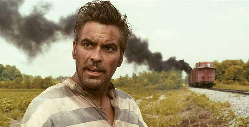 George Clooney en Dónde estás hermano