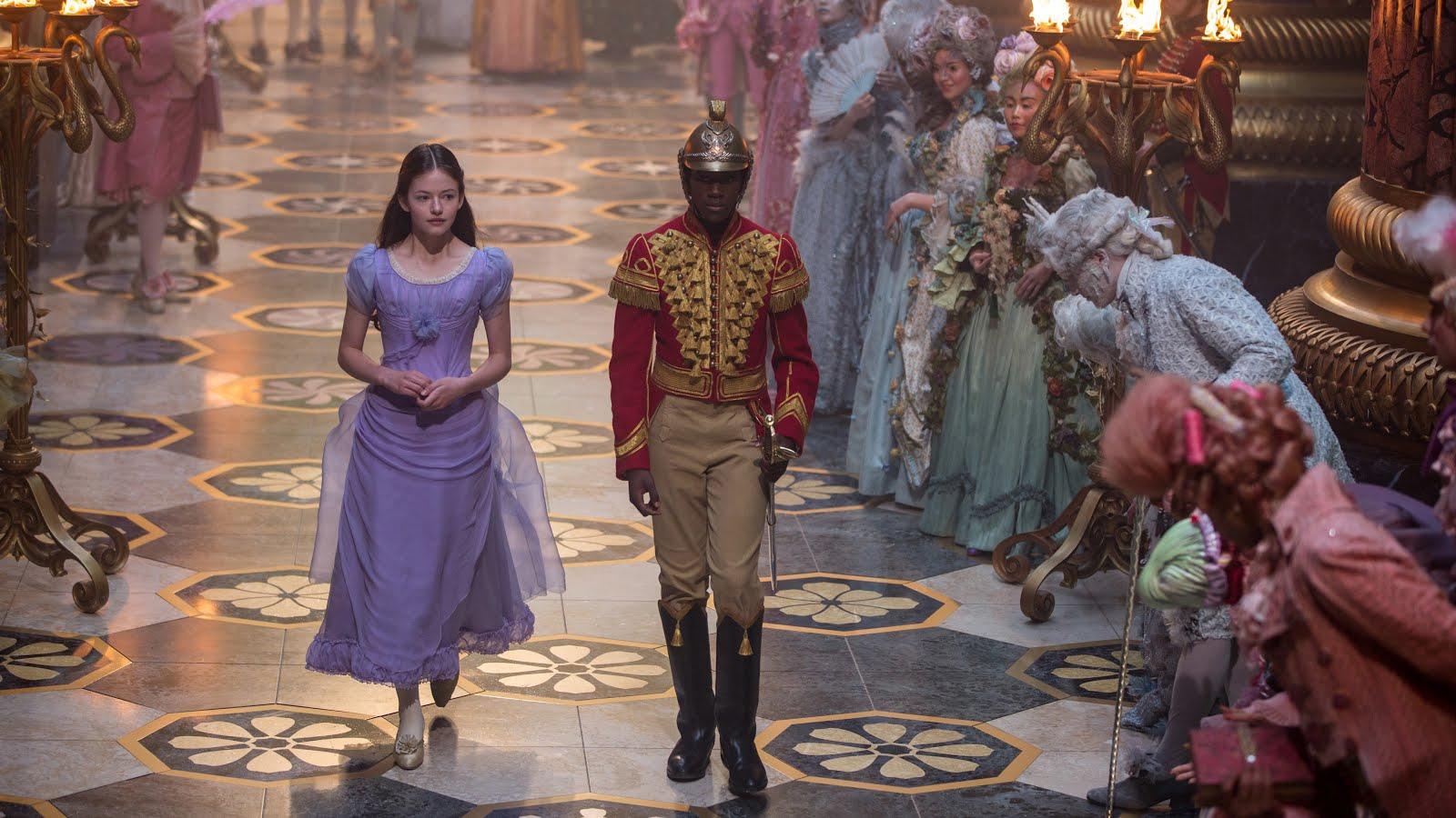 Clara y El Cascanueces Phillip