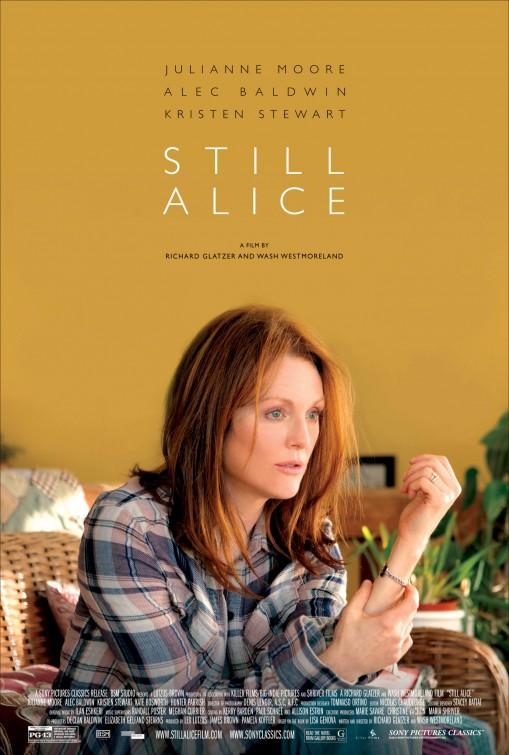 Still Alice (póster) - Julianne Moore