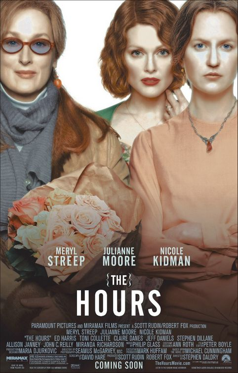 The Hours (póster) - Julianne Moore