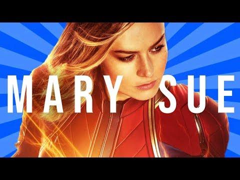 Marvel - Mary Sue