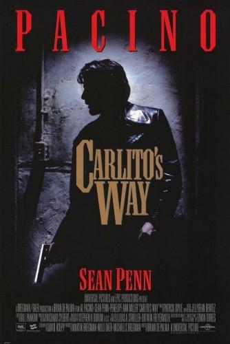 Carlito's Way (poster) - Al Pacino