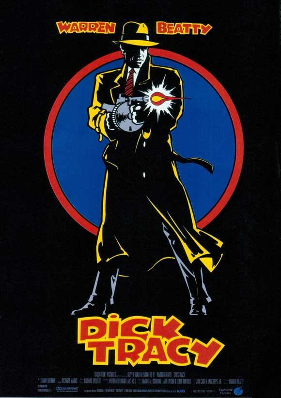 Dick Tracy (poster) - Al Pacino