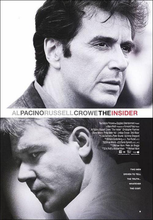 The Insider (poster) - Al Pacino