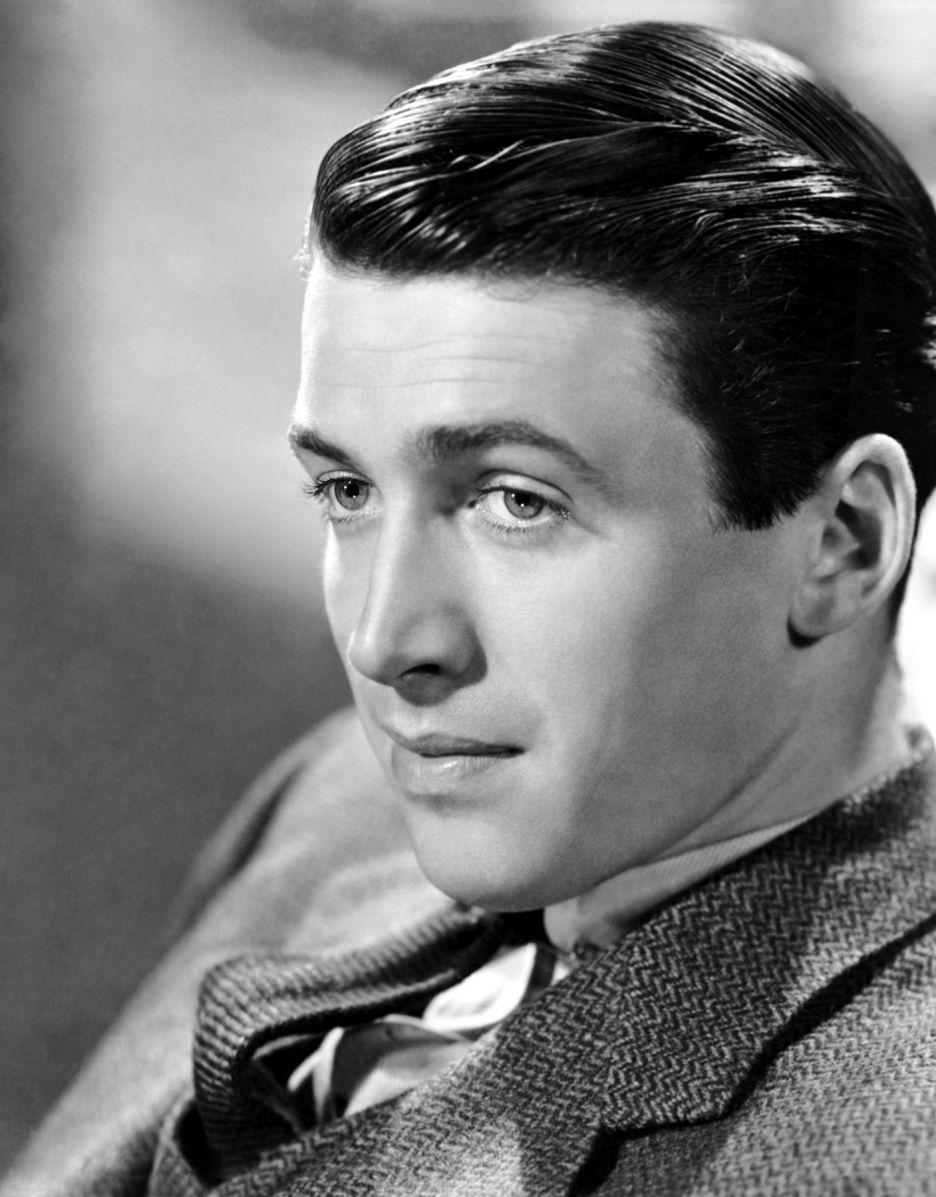 James Stewart, joven.