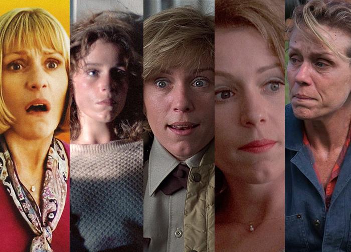 Las mejores películas de Frances McDormand