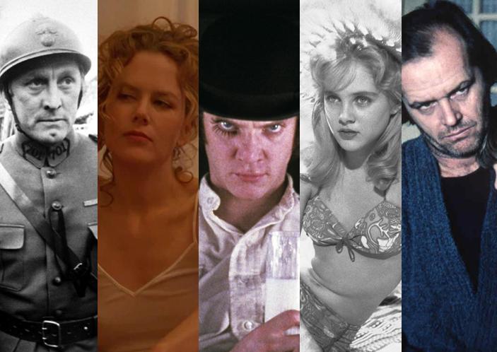 Las Mejores películas de Stanley Kubrick