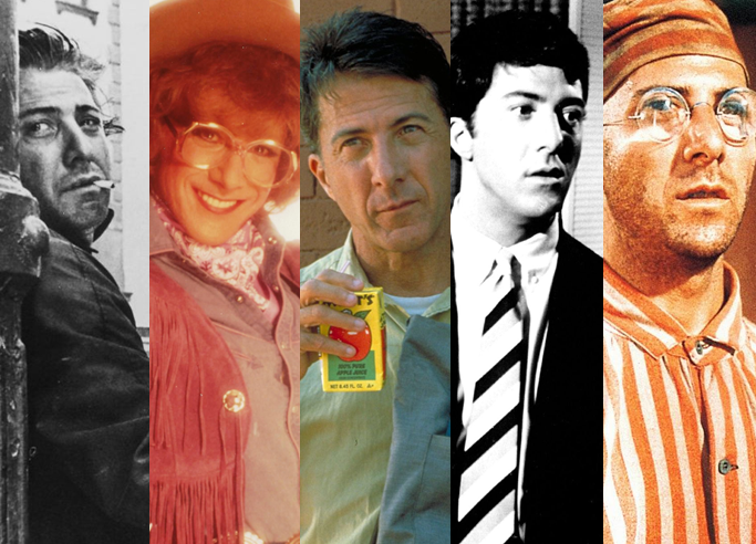 Las mejores películas de Dustin Hoffman