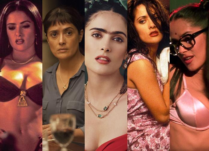 Las 5 Mejores Películas de Salma Hayek : Cinescopia