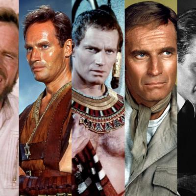 Las mejores películas de Charlton Heston