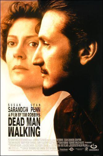 Dead Man Walking (póster) - Susan Sarandon