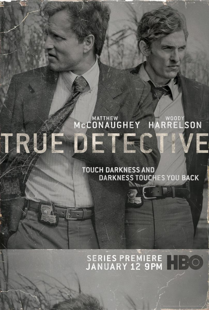 Matthew McConaughey en True Detective