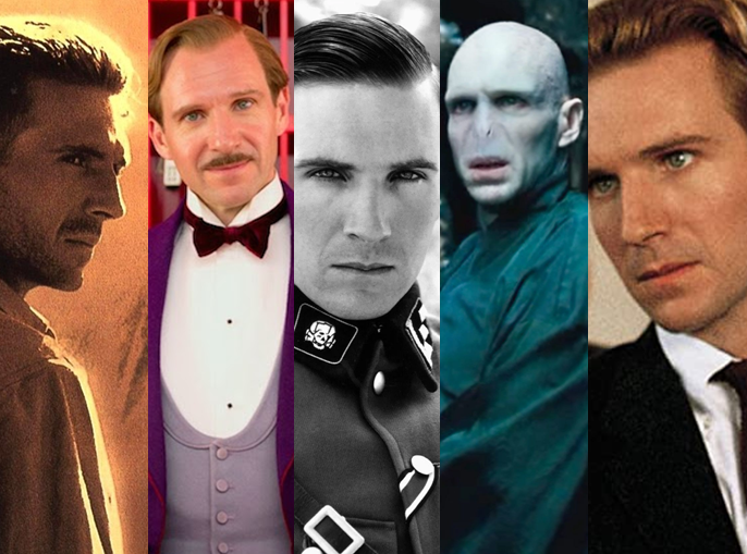 Las mejores películas de Ralph Fiennes