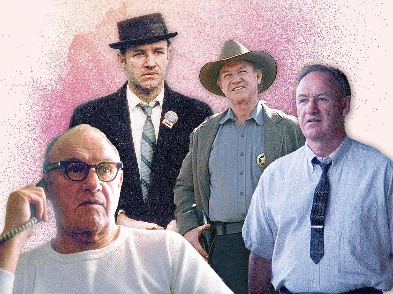 Las mejores películas de Gene Hackman