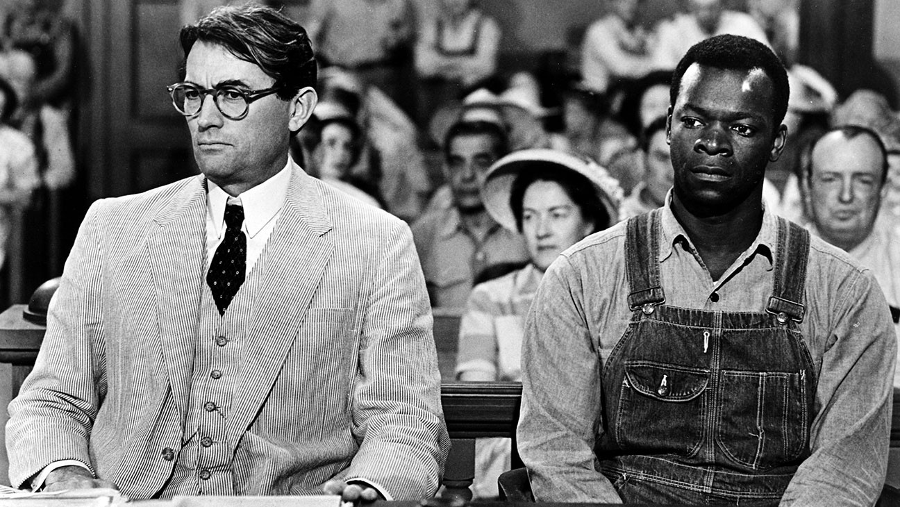 To Kill a Mockingbird - Escena del jurado