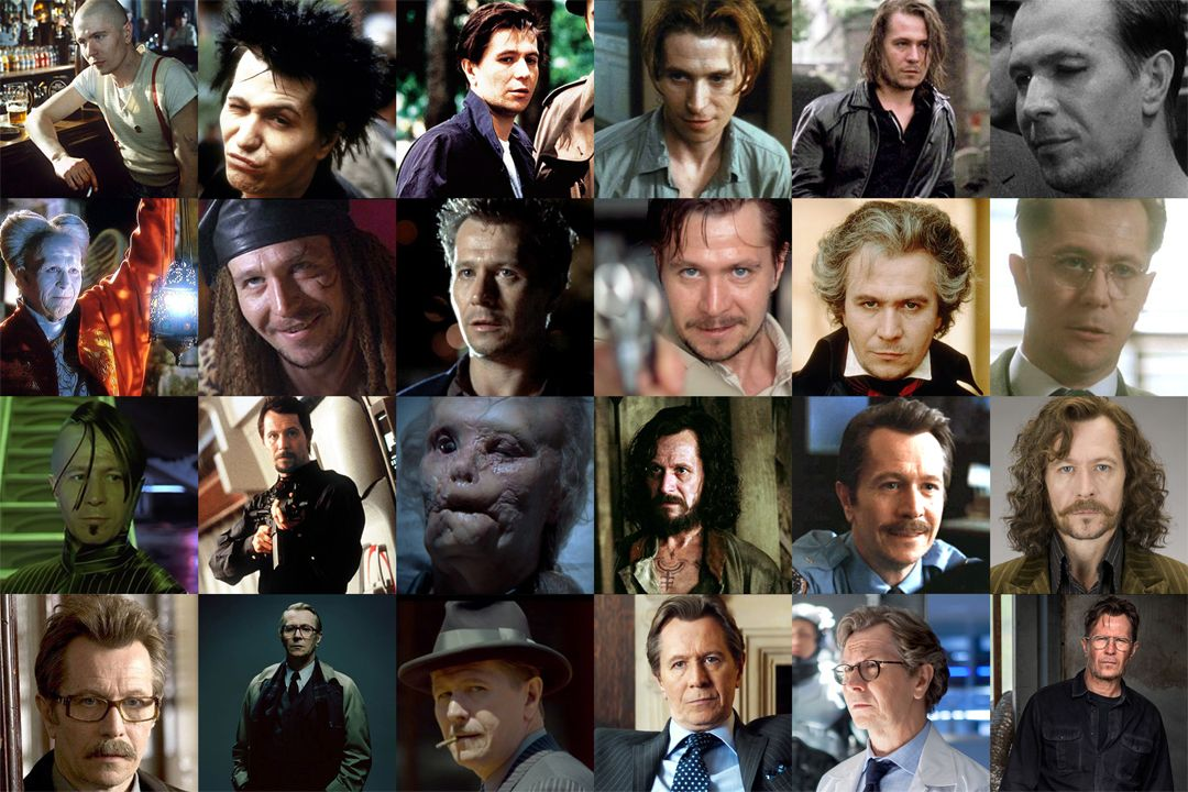 Las mejores películas de Gary Oldman