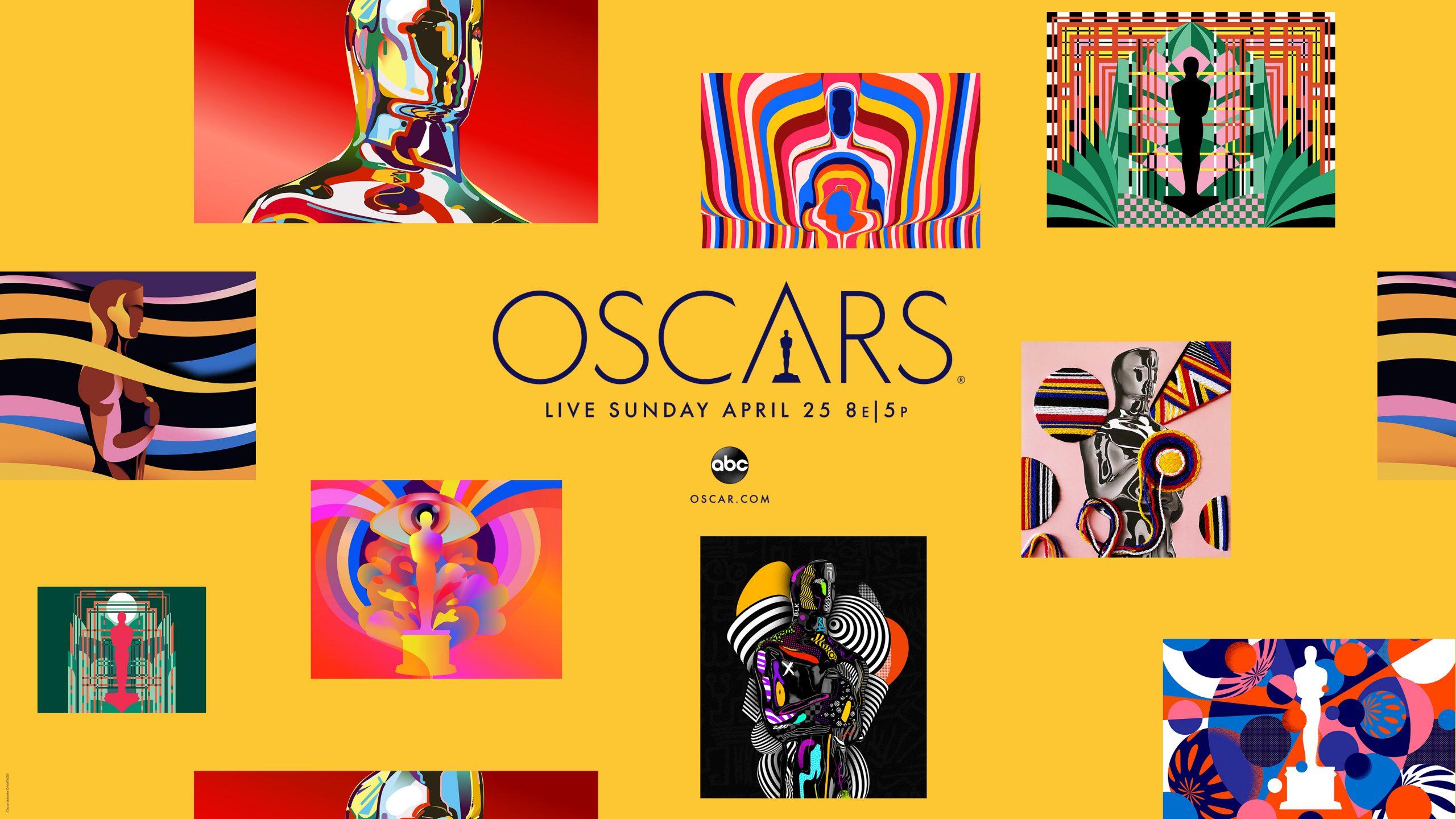 Poster Premios Oscar 2021