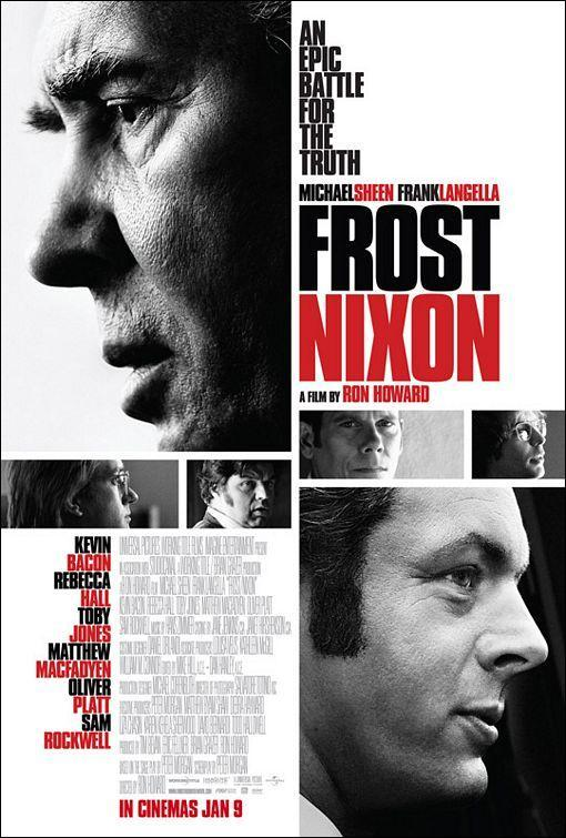 Frost/Nixon 2008, Ron Howard