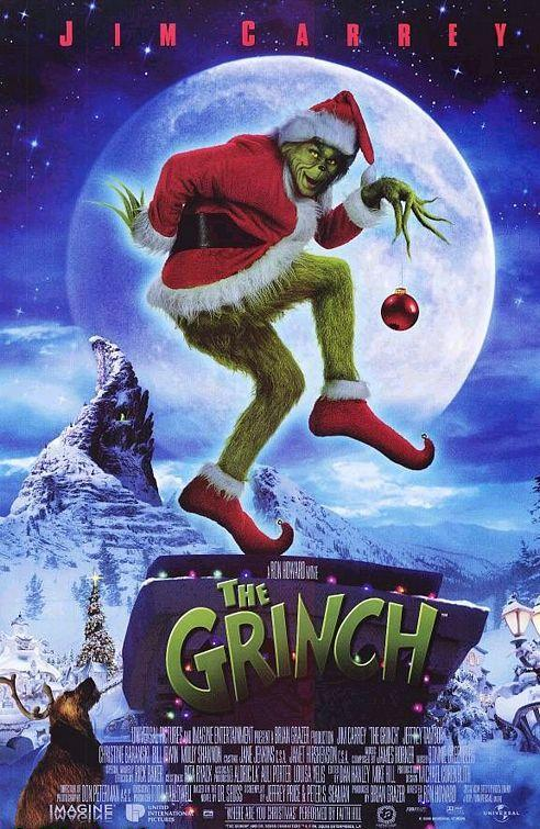 The Grinch 2000, Ron Howard