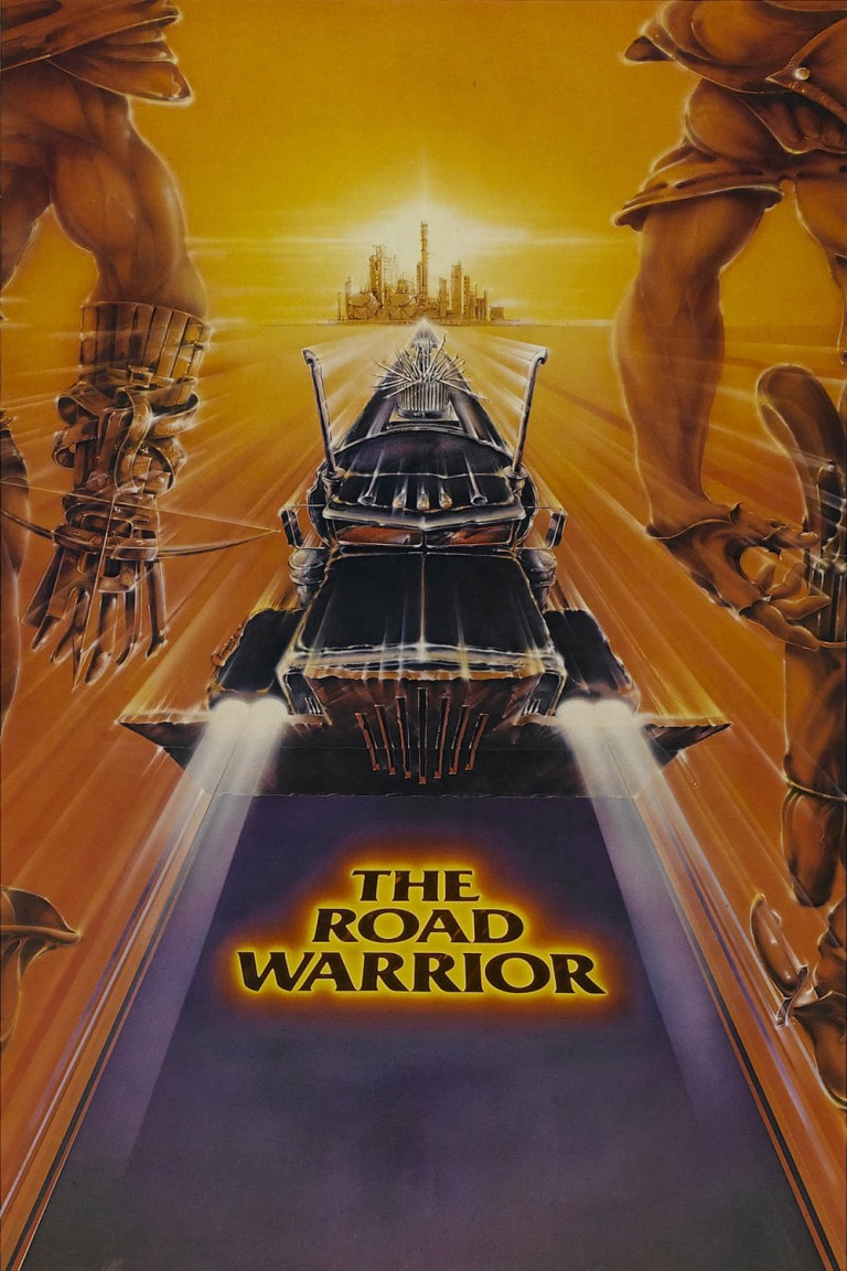 The Road Warrior Poster - George Miller