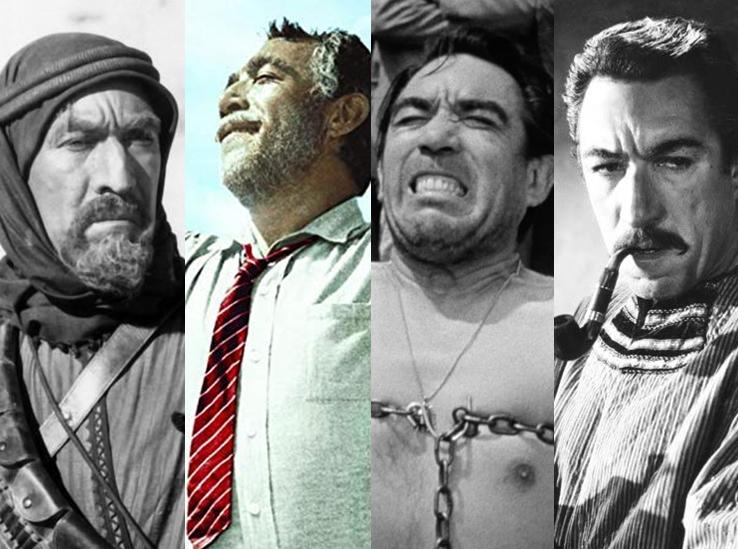 Las Mejores Películas de Anthony Quinn