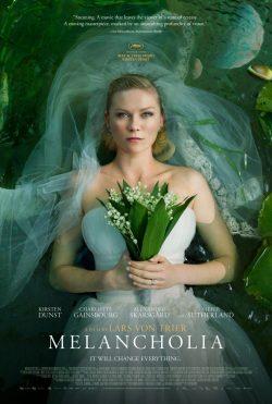 Melancholia (poster) - Lars Von Trier