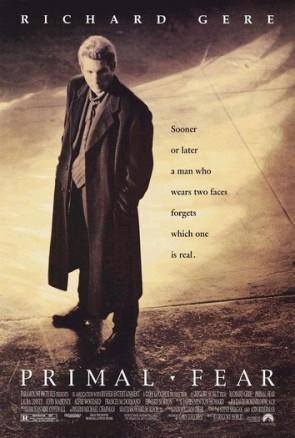 Primal Fear (póster) - Edward Norton